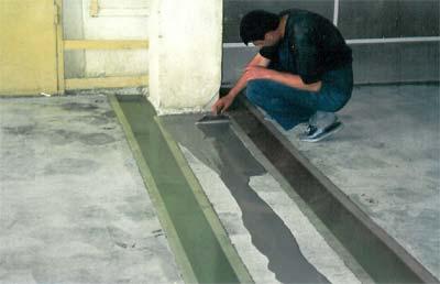 Декаративные наливные полы покрытия гидроизоляция потолка пленкой